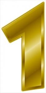 gold-number-1